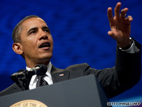President Obama delivered a speech on education reform Thursday.