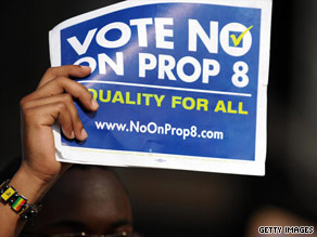 A federal judge in California is expected to issue his ruling Wednesday on whether the state's voter-approved ban on same-sex marriage is unconstitutional.