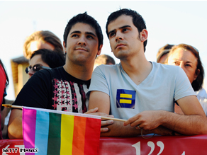 Same Sex Marriage Ban in California ruled unconstitutional.