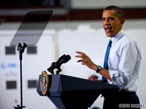 President Obama will be in Ohio Wednesday to tout a small business success story.
