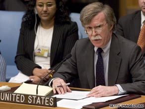 John Bolton is suggesting he may consider a run for the presidency in an effort to highlight national security issues.