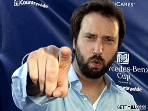 Tom Green is your Connector of the Day.