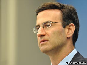 President Obama's former budget director, Peter Orszag, wrote Tuesday that the Bush tax cuts should be extended for two years.