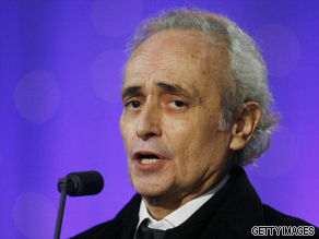 Jose Carreras is your Connector of the Day.