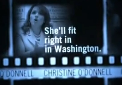 The DSCC is up with its first ad targeting O'Donnell.