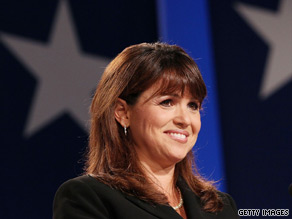 Delaware GOP Senate nominee O'Donnell tweeted late Sunday night that if she had the powers of a witch, Karl Rove would back her candidacy.