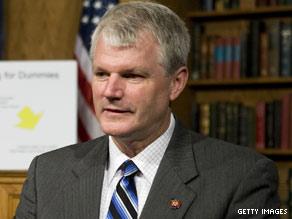 Representative Brian Baird (D-WA).
