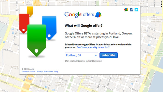 Google has the advantage of already having both millions of users and advertisers.