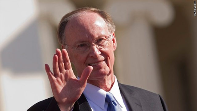 Alabama governor touches off controversy with Christian comments