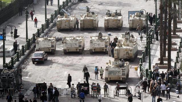 egypt revolution by cnn