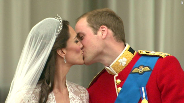 Introducing newlyweds Prince William and Catherine Middleton