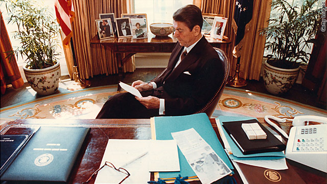 Brinkley: Mining Ronald Reagan's one-liners