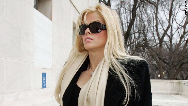 Supreme Court rules against Anna Nicole Smith estate