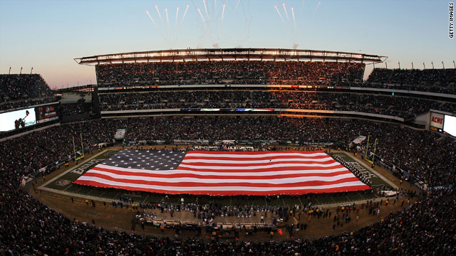 My Faith: Why I don't sing the 'Star Spangled Banner'