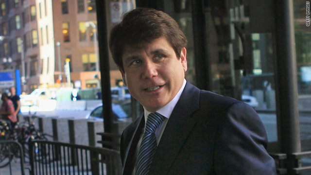 Blagojevich guilty on 17 counts