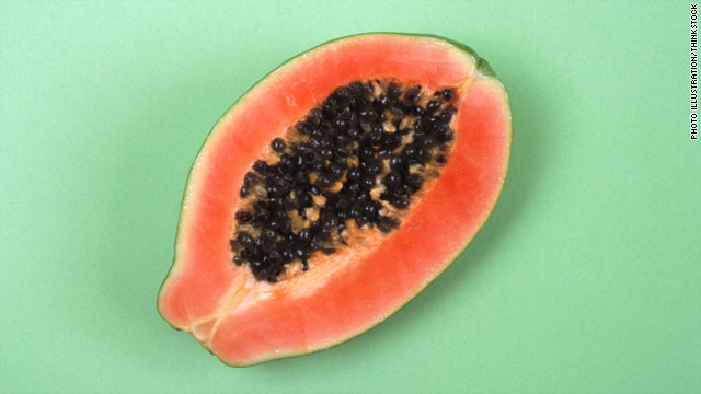 23-state Salmonella outbreak linked to papaya