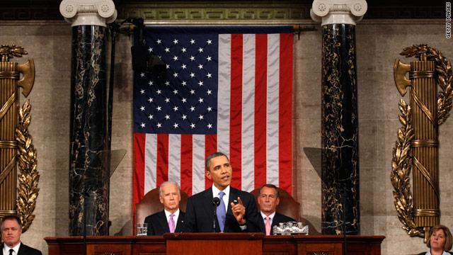 Liveblog: President Obama addresses joint congressional session on jobs