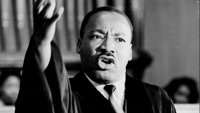 What did MLK think about gay people?