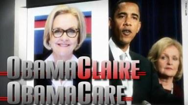 Image result for obama mccaskill, mopns.com