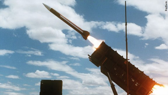 Source: NATO to approve Patriot missiles for Turkey