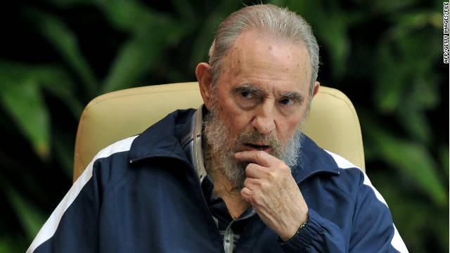 Cuba se enoja por la supuesta muerte de Fidel Castro en Twitter