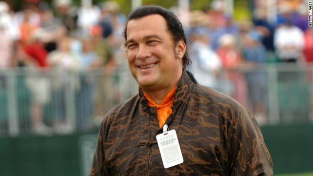 Steven Seagal hired to control U.S.-Mexico border – The Marquee Blog -  CNN.com Blogs