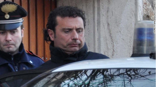 Concordia Captain Francesco Schettino denies that he was going too fast.