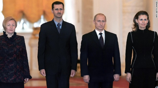 Welcome to Russia's Syria doublespeak