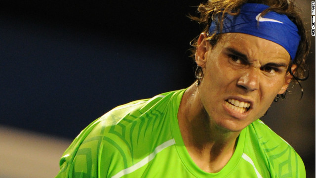 Rafael Nadal has accused media of