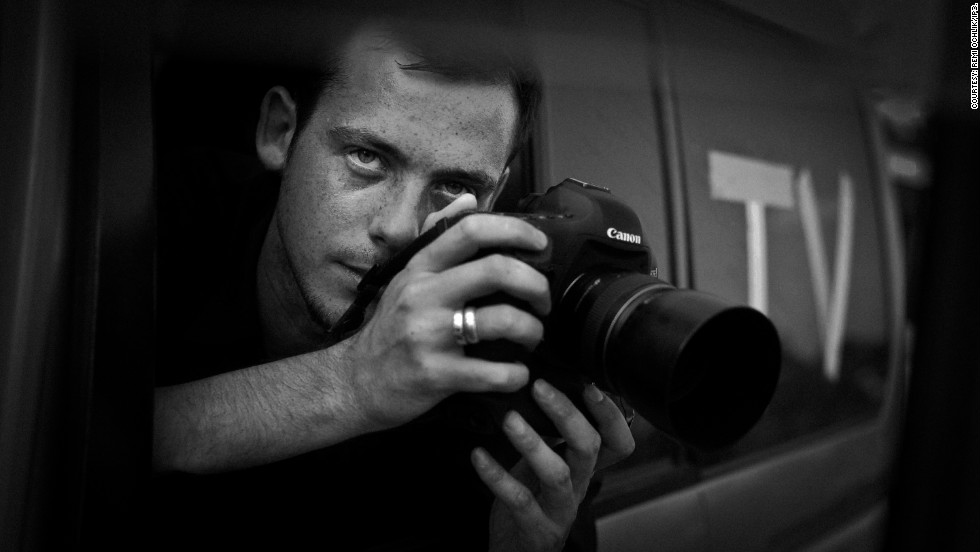 Award-winning French photojournalist <a href='http://www.ochlik.com/' target='_blank'>Remi Ochlik</a> was killed in the city of Homs while reporting on the bloody conflict in Syria on Wednesday.