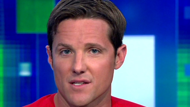 Jason Russell is one of the founders of Invisible Children, whose documentary