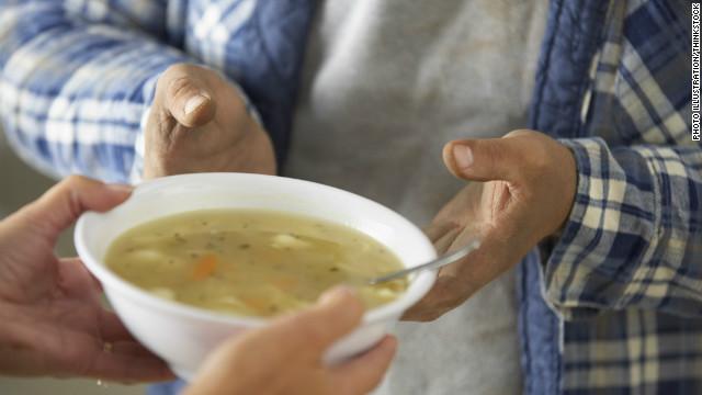 Una de cada tres personas sin hogar en EE.UU. tiene obesidad