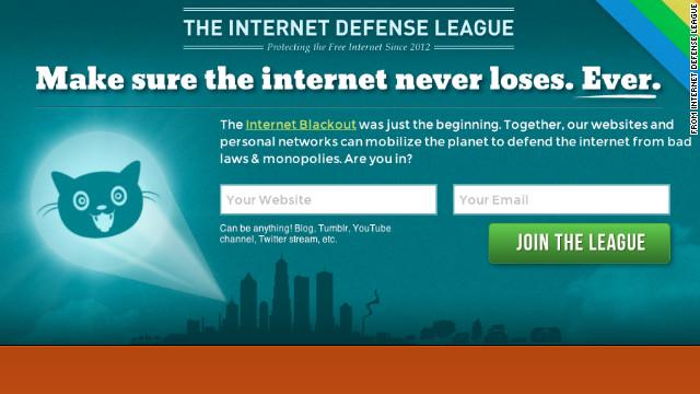 """Promueven una """"gatiseñal"""" en defensa de la libertad en internet"""