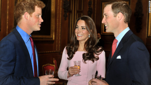 Prince William: Diana would have loved Catherine