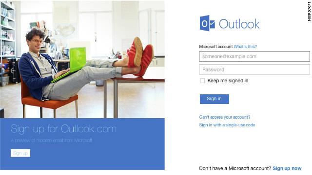 Adiós Hotmail; bienvenido, Outlook