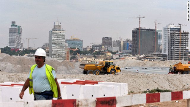 Angola rises from the ashes of 27-year civil war