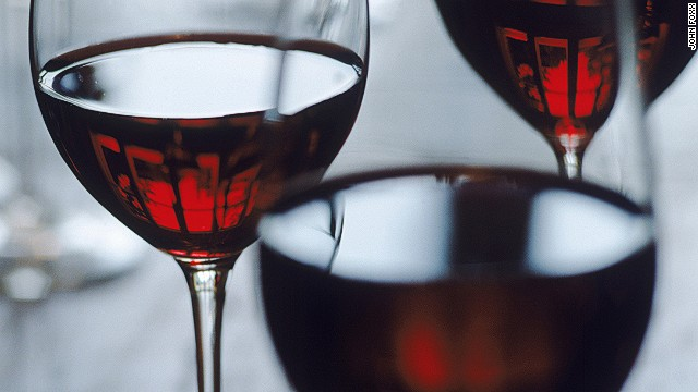 Opting for a rosé or white wine instead of a heavier red can trim about 10 calories per glass.