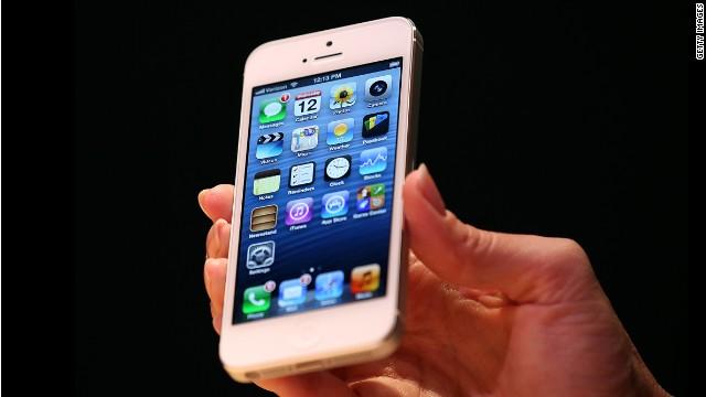 """Apple crea un """"interruptor para matar"""" al iPhone en caso de robo"""