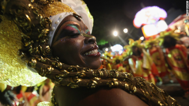 Brazil's thriving African culture