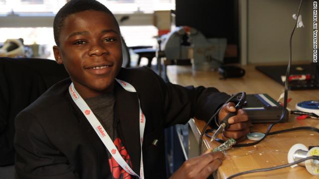 DIY Africa: Empowering a new Sierra Leone