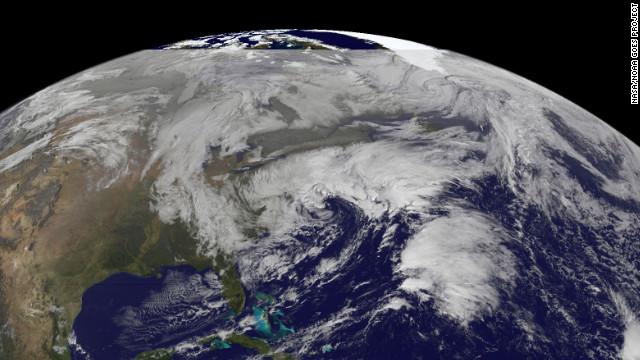 Photos: Weather from space