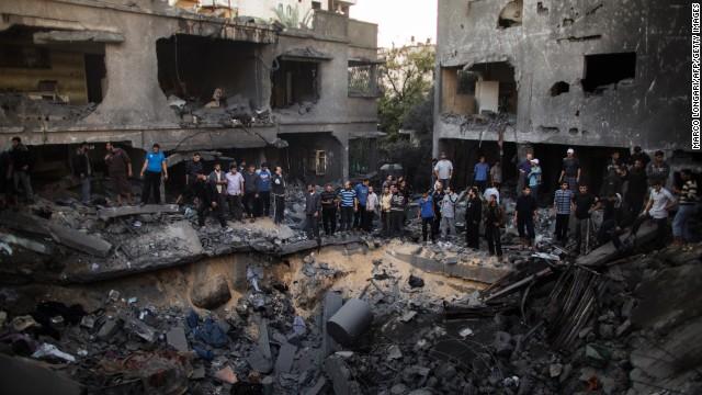 Photos: Violence flares between Palestinians, Israelis
