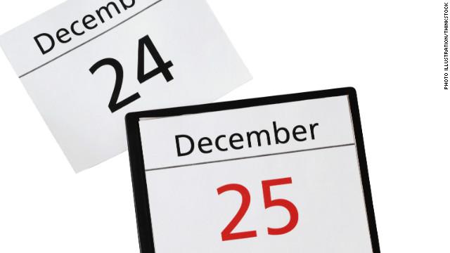 Un error de Google elimina la Navidad (y todo diciembre)