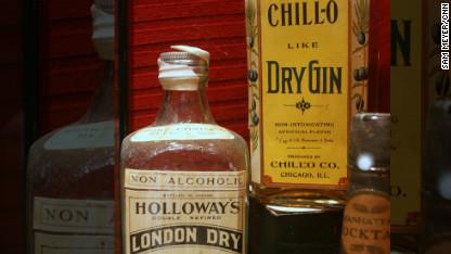 nonalcoholic gin