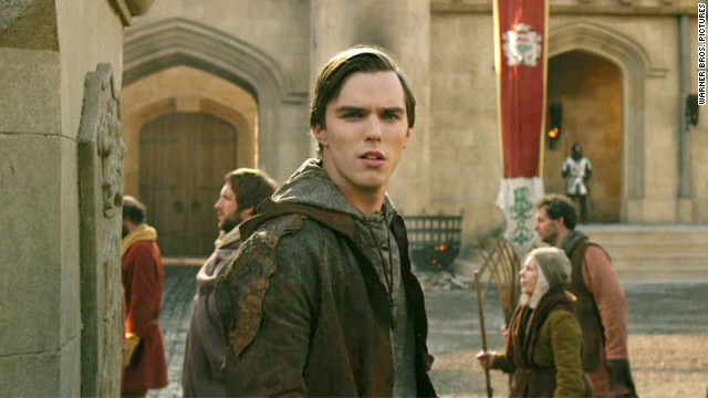 Jack the Giant Slayer, Nicolas Hoult