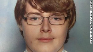 Police released this image of Matthew Allen, 18, when he disappeared from his home near Sydney in November.