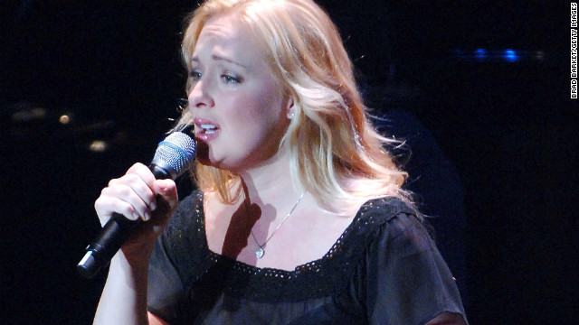 Singer Mindy McCready performs in 2006 at Lincoln Center in in New York City.