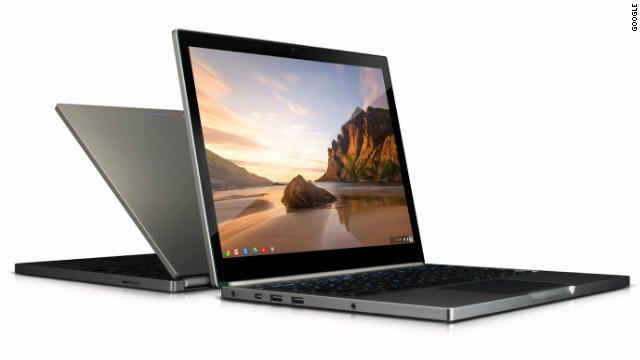 Google presenta su portátil Chromebook Pixel