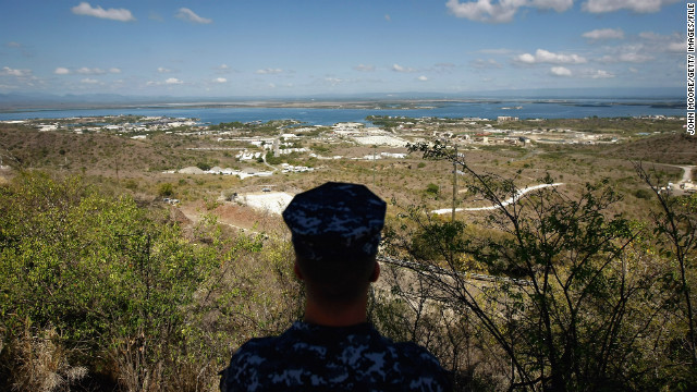 A new chance to act on Guantanamo