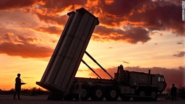 EE.UU. traslada un sistema de defensa a Guam, ante posible ataque de Corea del Norte